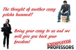 unemployedprofessors review